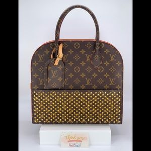 Louis Vuitton Iconoclast Christian Louboutin Bag